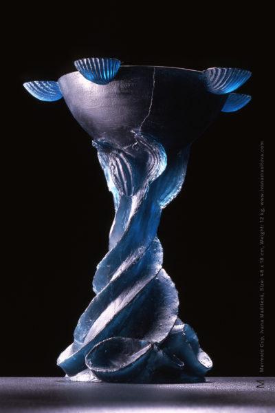 Pohar-morske-panny_Mermaid-Cup,48x18cm,12kg