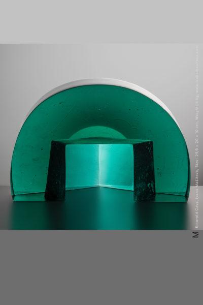 Smaragdova-jeskyne_Emerald-Cave,29,5x20x10cm,8kg