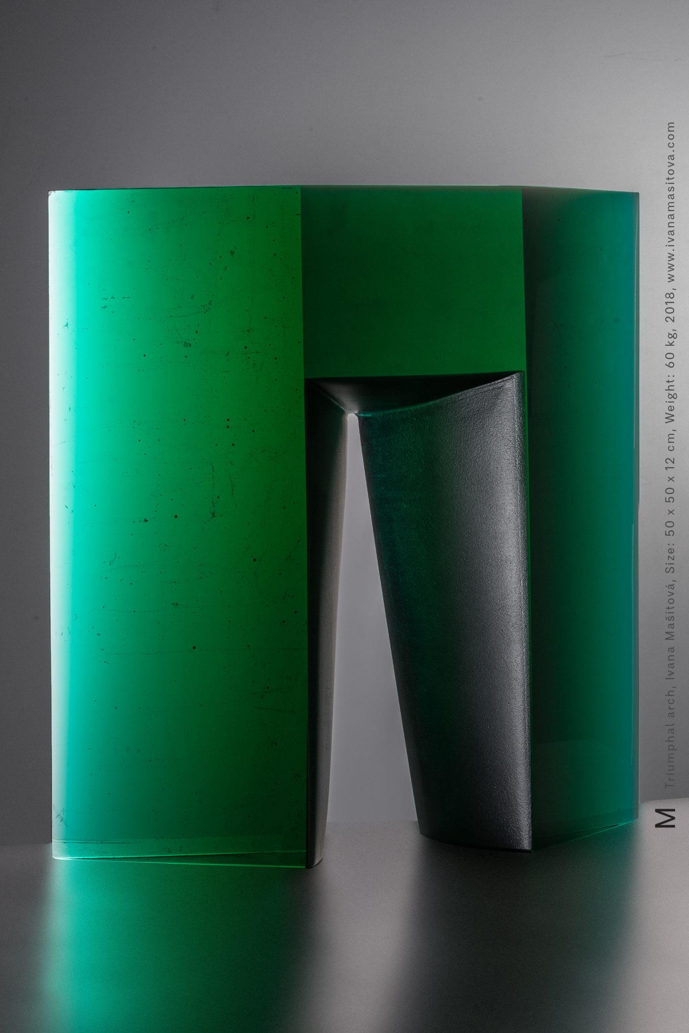 Vitezna-brana_Triumphal-arch,50x50x12cm,60kg,2018-1