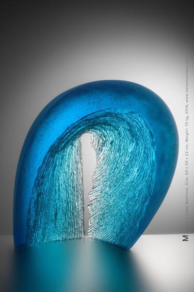 Vlna-I_Wave-I,50x50x22cm,70kg,2018